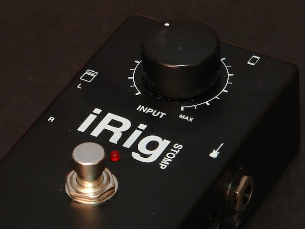 Review: IK Multimedia iRig Stomp