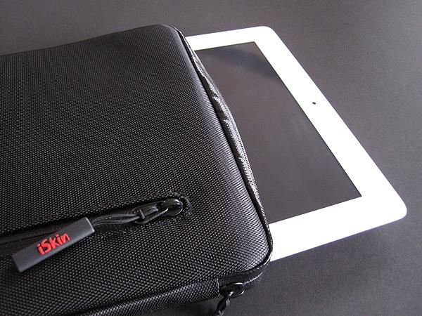 Review: iSkin Ballistic Sleeve for iPad + iPad 2