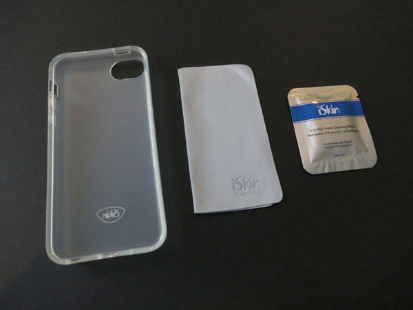 Review: iSkin Flex for iPhone 5c