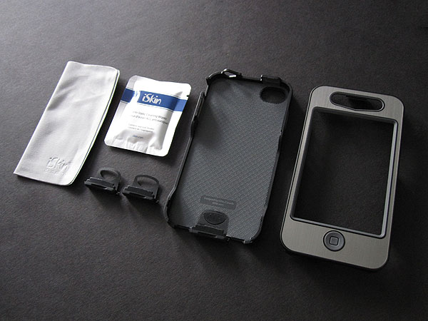 Review: iSkin Fuze + Fuze SE for iPhone 4/4S