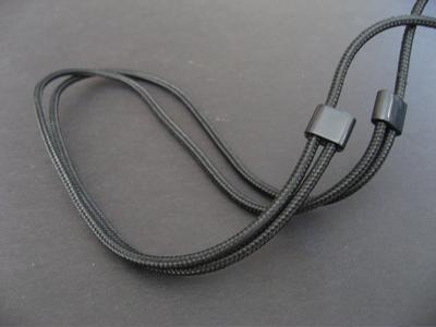 First Look: iSkin Adjustable Lanyard for iPod