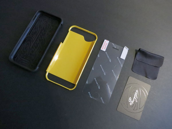 Review: Itskins Evolution for iPhone 5c