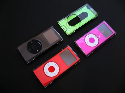 Review: JAVOedge AlloyVision Crystal Metal Case for iPod nano (2G)