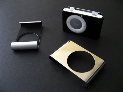 Review: JAVOedge JAVOShield Stainless Steel Case for iPod shuffle 2nd Gen