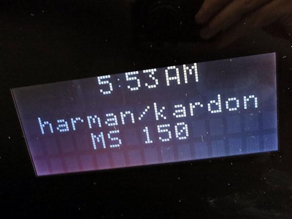 Review: Harman Kardon MS 150 Music System