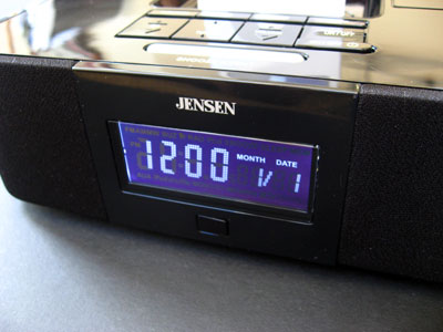 Review: Jensen JiMS-190 / JiMS-200 Docking Digital Music Systems for iPod