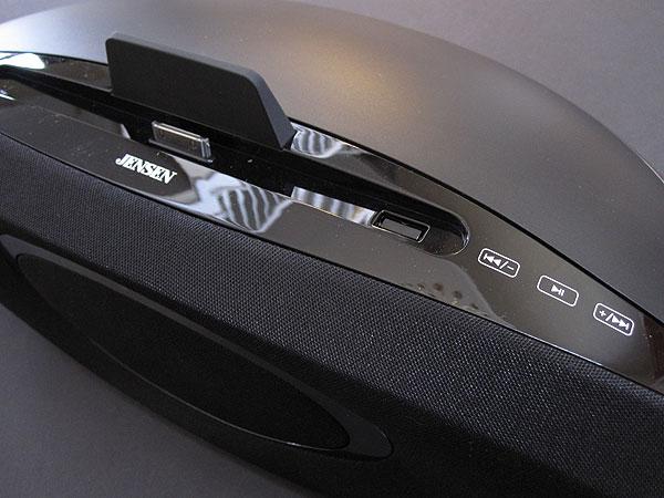 Review: Jensen JiPS-310i Docking Speaker for iPod, iPhone & iPad