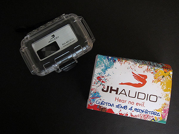 Review: JH Audio JH16 Pro Custom In-Ear Monitor