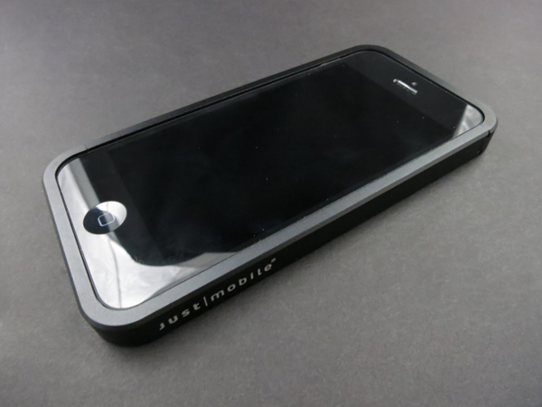 Review: Just Mobile AluFrame for iPhone 5