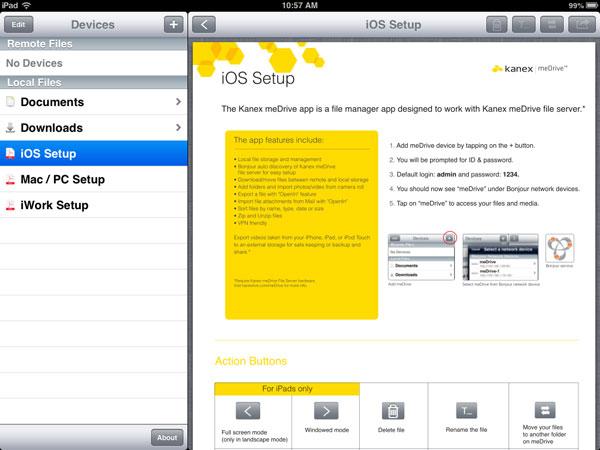 Review: Kanex meDrive File Server