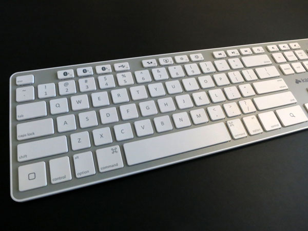 Review: Kanex Multi-Sync Keyboard for iPad, iPhone, Apple TV + Mac