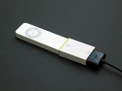 Review: Kensington Accessory Adapter for iPod shuffle