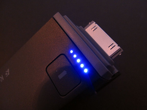 Review: Kensington Travel Battery Pack and Charger for iPhone