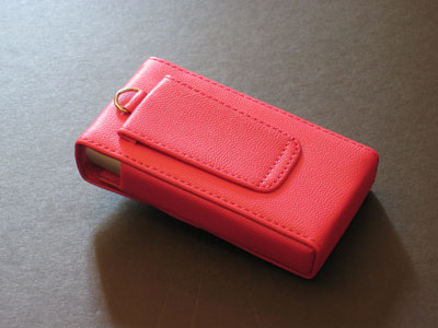 Review: Kroo Soho Leather Cases for iPod mini