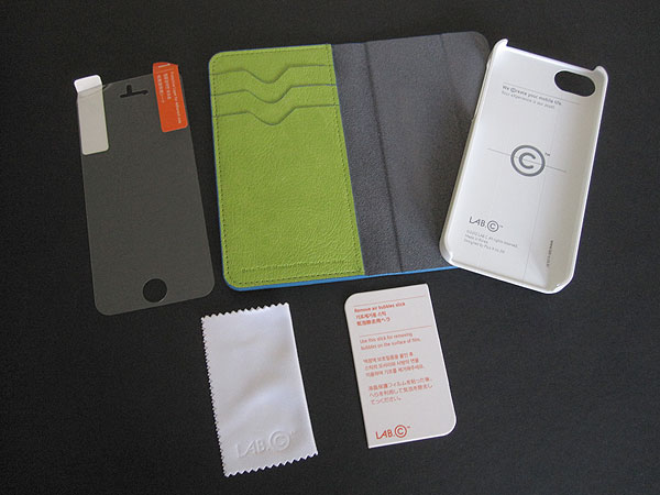 Review: Lab.C Smart Wallet Case for iPhone 5