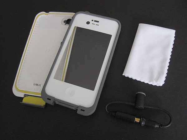 promo code 5521e ef3ff Review: LifeProof Cases LifeProof for iPhone 4/4S