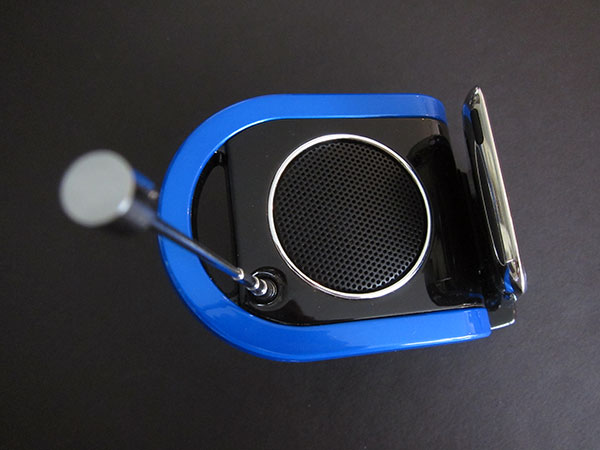 First Look: Lingo iDas Radio Dock for iPad, iPhone + iPod touch