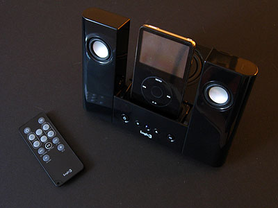 Review: Logic3 i-Station7 Docking Station for iPod with Remote