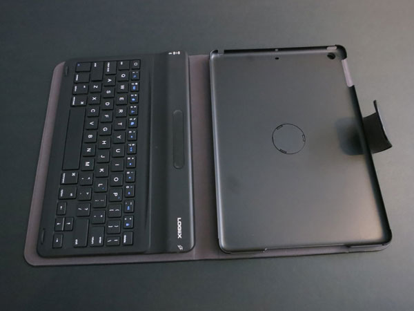 Review: Logiix Roadster Writer Bluetooth Keyboard Folio for iPad Air
