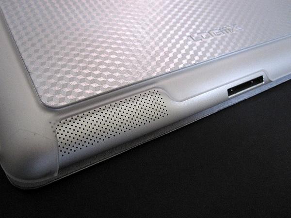 Review: Logiix Spyder SE Platinum for iPad 2