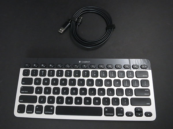 Review: Logitech Bluetooth Easy-Switch Keyboard for Mac, iPad + iPhone