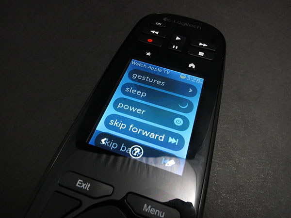 Review: Logitech Harmony Touch Universal Remote Control
