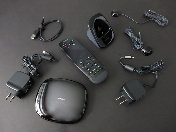 Review: Logitech Harmony Ultimate Universal Remote Control 1