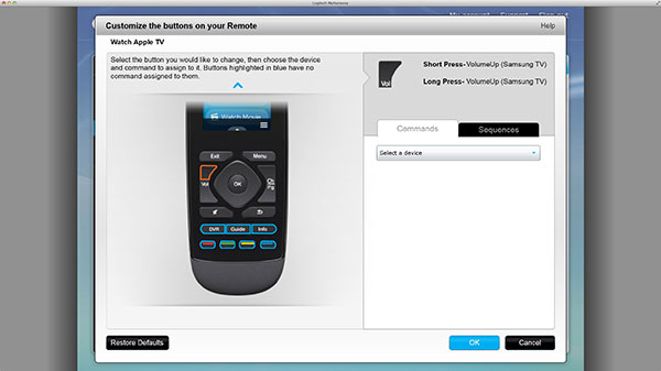Review: Logitech Harmony Ultimate Universal Remote Control