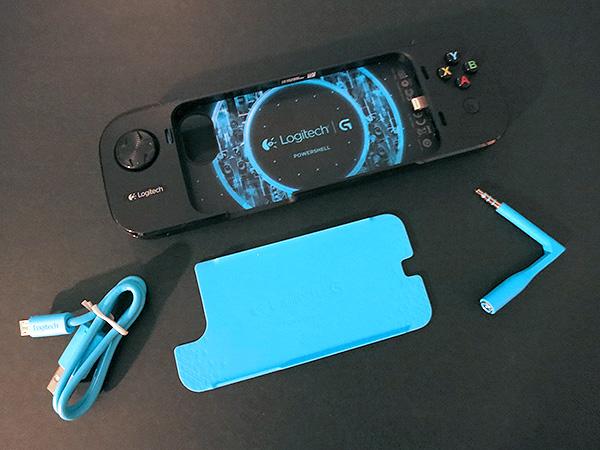 Review: Logitech PowerShell Controller + Battery