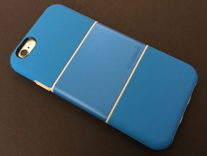 Review: Logitech protection+ for iPhone 6 3
