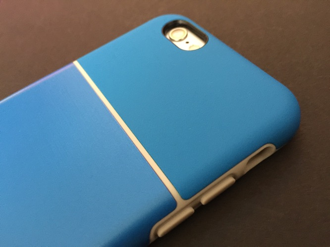 Review: Logitech protection+ for iPhone 6 4