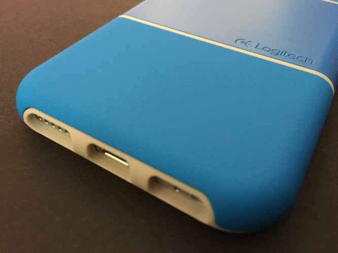 Review: Logitech protection+ for iPhone 6 5