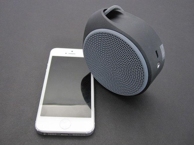 Review: Logitech X100 Mobile Wireless Speaker 1