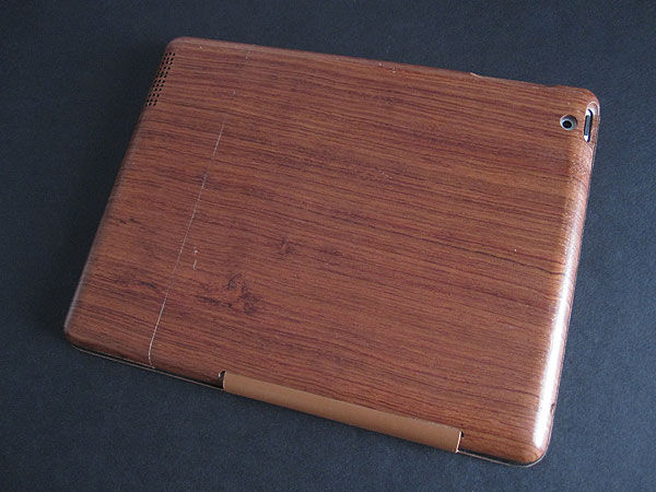 Review: Luardi Genuine Wooden Case for iPad 2