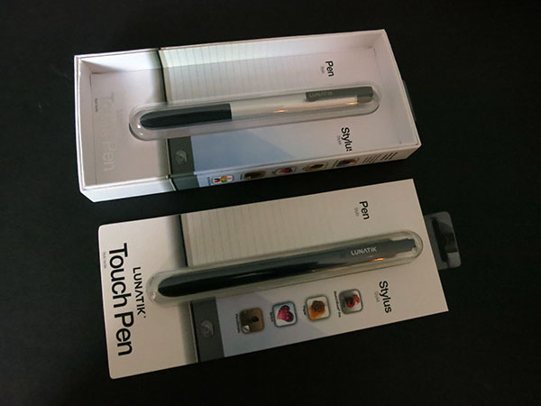 Review: LunaTik Touch Pen