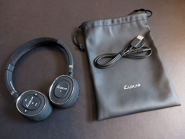 First Look: Luxa2 BT-X3 Bluetooth Headphones