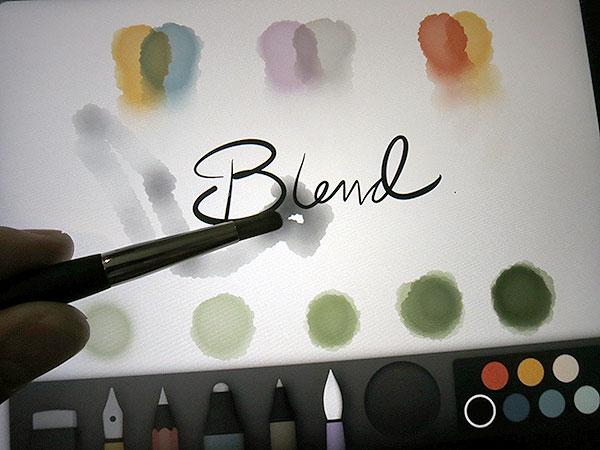 First Look: Lynktec Artist Paintbrush Tip