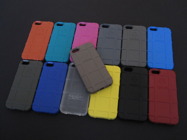 premium selection 83ca8 90b6c Review: Magpul Field Case for iPhone 5/5s