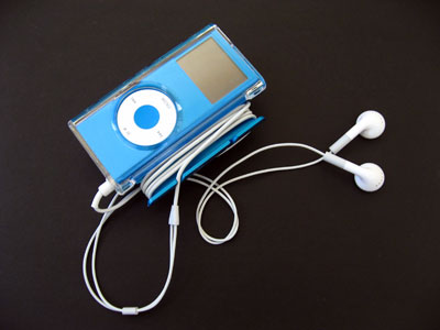 Review: Marware Sidewinder Spectra for 2G iPod nano