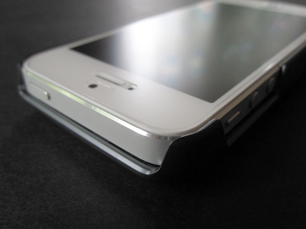 We tested Power Spring 5 the Iphone 5 Coating Coming Off
