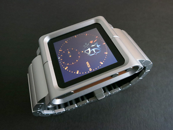 Review: LunaTik Lynk Watch Kit for iPod nano 6G
