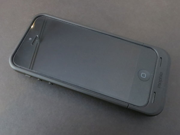 Review: Mophie Juice Pack Air for iPhone 5 1