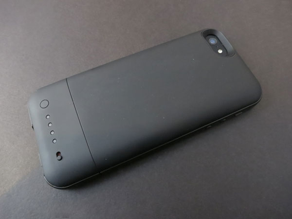 Review: Mophie Juice Pack Air for iPhone 5 4