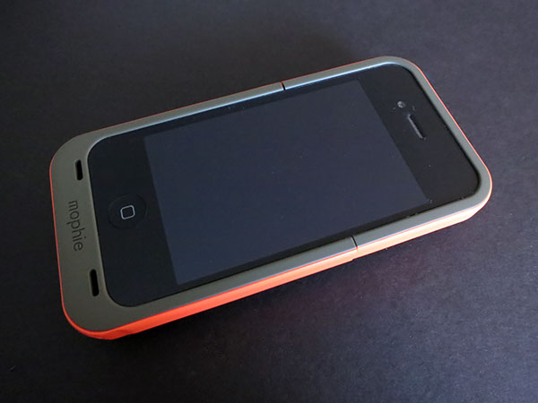 timeless design 727c2 77e33 First Look: Mophie Juice Pack Plus Outdoor Edition for iPhone 4 + 4S