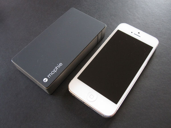 Review: Mophie Juice Pack Powerstation Duo 1