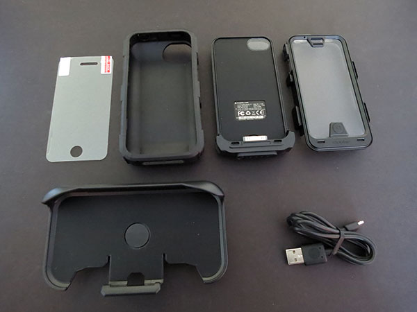 Review: Mophie Juice Pack Pro for iPhone 4 + 4S