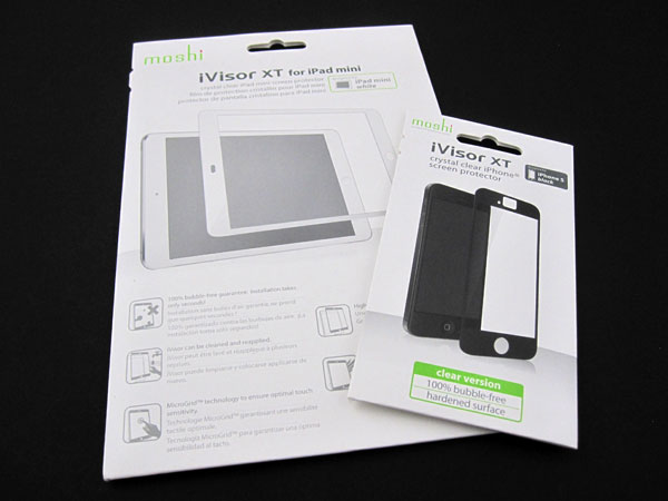 Moshi iVisor XT for iPad mini + iPhone 5/5s/5c