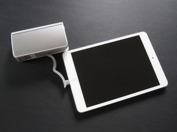 Review: MyCharge Hub 6000 Portable Powerbank with Lightning 1