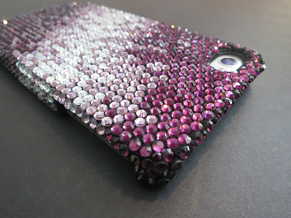 First Look: Neocube Crystal Couture Case for iPhone 4/4S