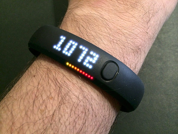 Review: Nike Nike+ FuelBand SE